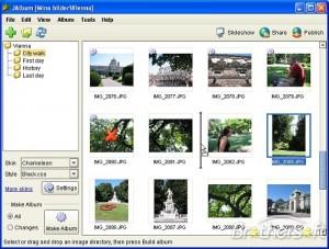 jalbum ,JAlbum İnternet Albümü oluşturma Programı