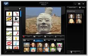 HP MediaSmart Webcam www.ucretsizprogram.org