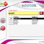 Ücretsiz DemirSoft Türkçe İngilizce Konuşan Sözlük Programı