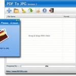 Ücretsiz Pdf To Jpg Dönüştürme Programı