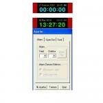 Kur Yazılım Alarmlı Sayısal Saat Programı