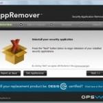 AppRemover Güvenlik Programı Kaldırma Programı