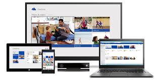 Microsoft SkyDrive Onedrive Depolama Programı