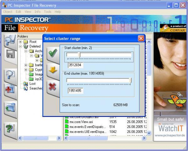 PC Inspector File Recovery - İndir