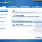 WinUtilities Sistem Bakım Optimizasyon Programı