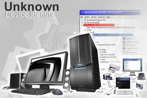 Unknown Devices İdentifier İndir
