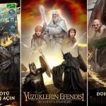 Yüzüklerin Efendisi Android Oyunu İndir