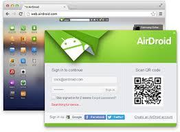 AirDroid Android Cihazınızı Bilgisayarınızdan kontrol edin