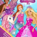 Barbie Büyülü Moda – Giydirme Oyunu