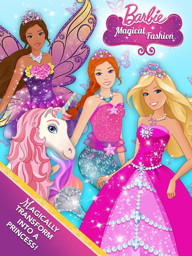 Barbie Giydirme Oyunu- Android İçin Barbie Giydirmece Uygulaması