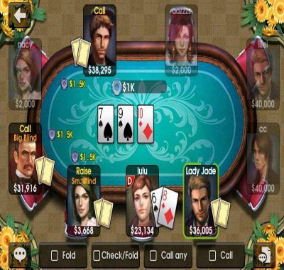 DH Texas Poker - Texas Hold'em indir