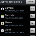 Tüm Uygulamaları Toplu Kapatma Android Uygulaması