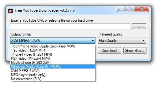 free-youtube-downloader-indir
