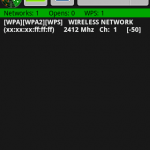 WPSPIN. WPS Wireless Scanner