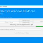 Android uygulamalarını Windows Phoneda Çalıştırma