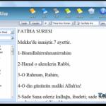 Ücretsiz Dört Kutsal Kitap v3.0 Programı