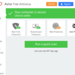 Ücretsiz Avira Antivirüs 2019