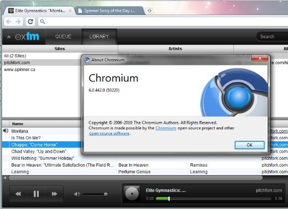 Ücretsiz Chromium İnternet Tarayıcısı