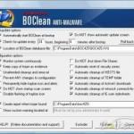Ücretsiz Comodo Anti Malware BOClean