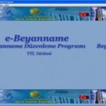 Ücretsiz E-Beyanname Düzenleme Programı