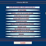 Ücretsiz İşçi Özlük Dosyası Excel Çalışması