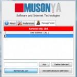 Ücretsiz JustFilter Standard İnternet Filtreleme Programı