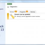 Ücretsiz DriverPack Solution 13 Lite Otomatik Driver Yükleme Programı