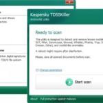 Ücretsiz Kaspersky TDSSKiller Rootkit Temizleme Programı