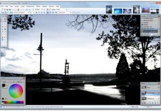 Ücretsiz Paint.NET v3.5.11 Resim Editörü