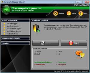 zemana_antilogger_screenshot