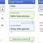 Google Translate Android Çeviri Uygulaması