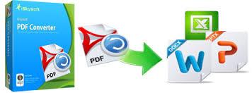 iSkysoft PDF Converter Pdf Dönüştürme Programı – Kampanya 24 Saat