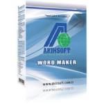 AKINSOFT Word Maker