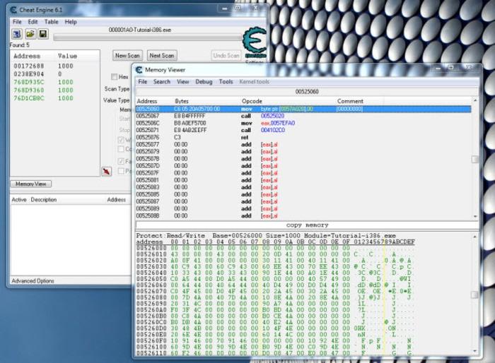 Ücretsiz Cheat Engine Oyun Hile Programı