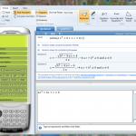 Microsoft Mathematics Bilimsel Hesap Makinesi