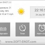 Alarm from ENOT Zamanlayıcı Program
