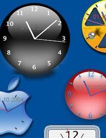 ClocX Analog Saat Programı