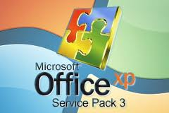 Microsoft Office XP Service Pack 3