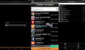 Ücretsiz Android Önbellek Temizleyici Uygulama