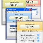 TimeEdition Planlama Programı