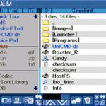 UniCMD Palm Os Commander Programı