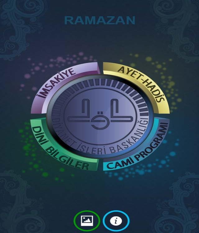 Android Ramazan Uygulaması - İndir
