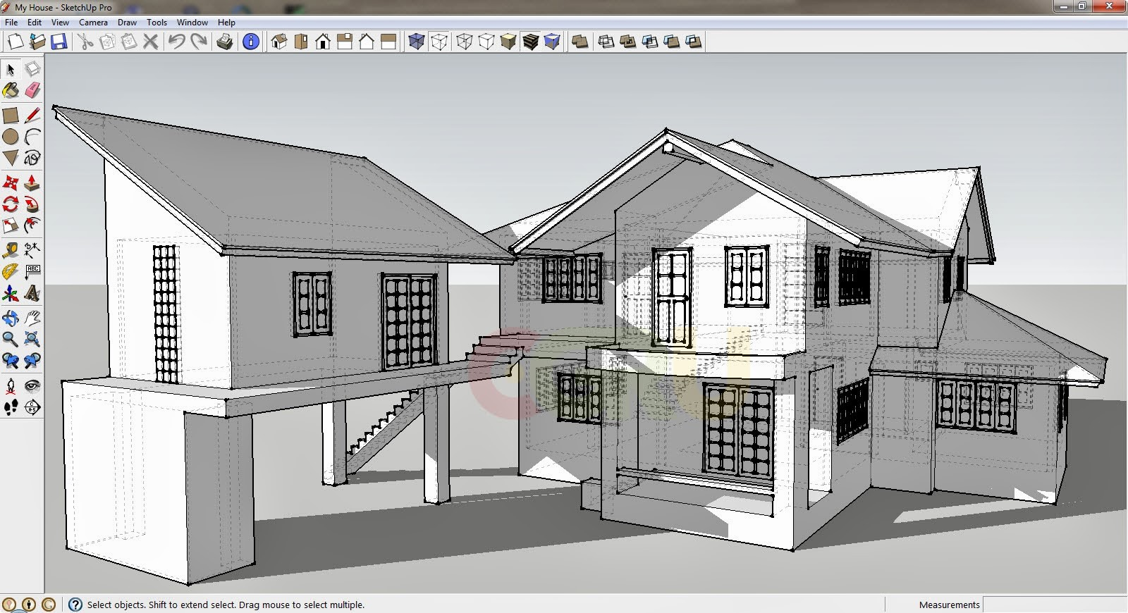 Google-SketchUp-Pro-2014-full-version-kashizone
