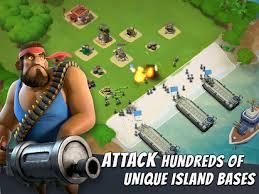 Boom Beach Android Oyunu -İndir
