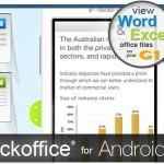 Android Kingsoft Office Suite Ofis Programı İndir
