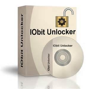 IObit Unlocker Silinmeyen Dosyaları Silme Programı