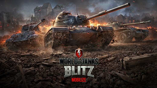 World of Tanks Blitz İos Oyunu - İndir