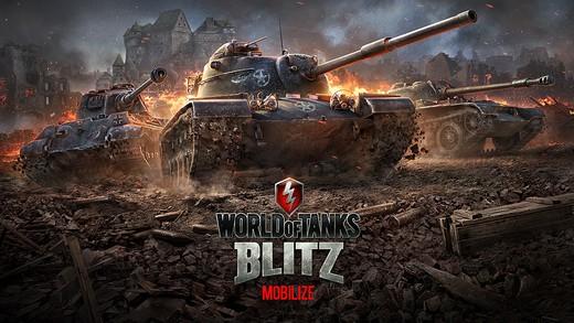 World of Tanks Blitz İos Oyunu - İndir