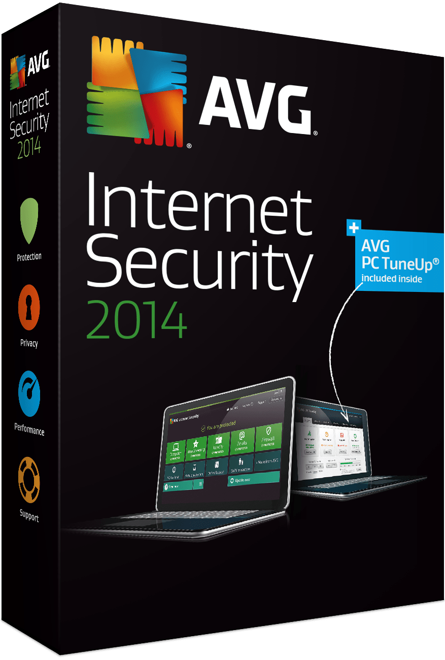 Ücretsiz Full Avg İnternet Security 2014