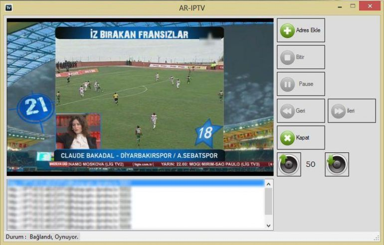 Ar IPTV - WEB TV İzle İndir